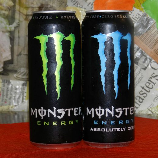 energiina napitka monster